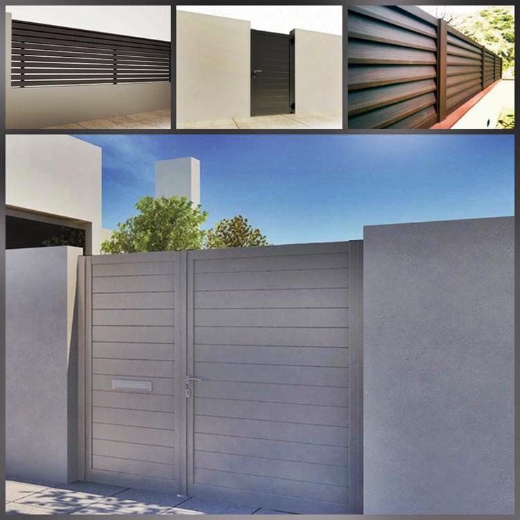 Toldos matas carpinter a de aluminio y toldos - Vallas exteriores para casas ...